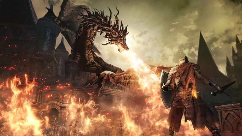 Pantallazo Dark Souls III