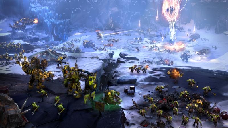 Pantallazo Warhammer 40.000: Dawn of War III