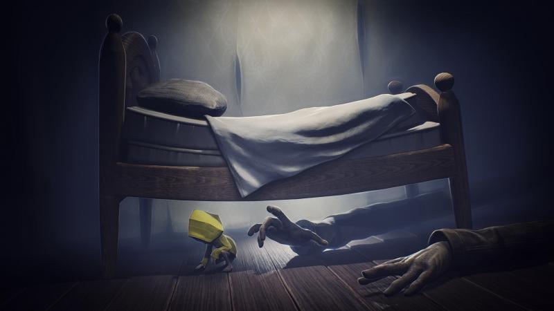 Pantallazo Little Nightmares