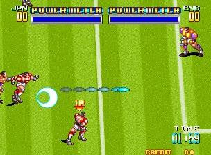 Pantallazo Soccer Brawl