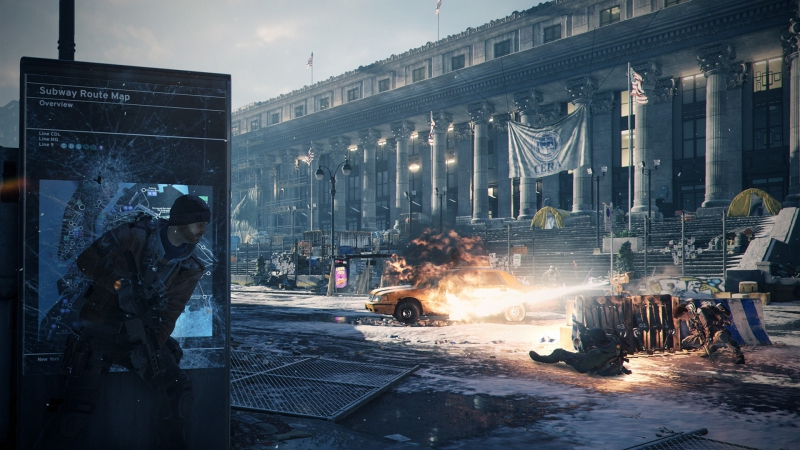 Pantallazo Tom Clancy's The Division