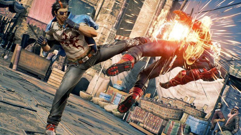 Pantallazo Tekken 7