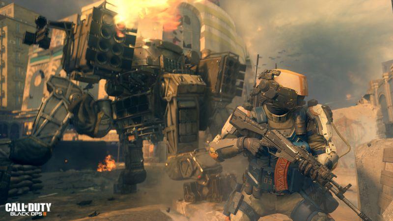 Pantallazo Call of Duty: Black Ops 3