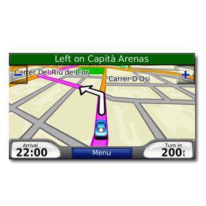 Pantallazo City Navigator Europa NT