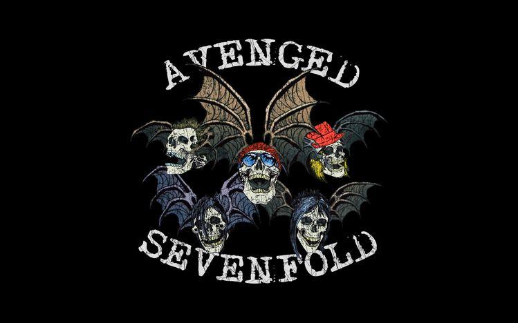 Pantallazo Avenged Sevenfold Theme
