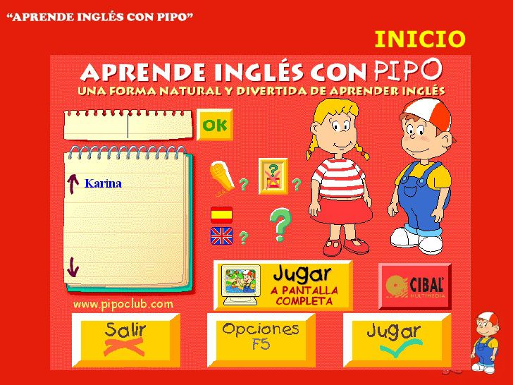 Aprende Inglés Con Pipo Reptilia