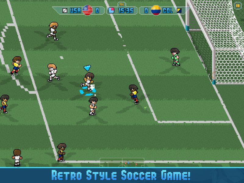 Descargar Pixel Cup Soccer 17 Gratis Para Windows