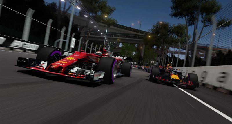 Pantallazo F1 2017