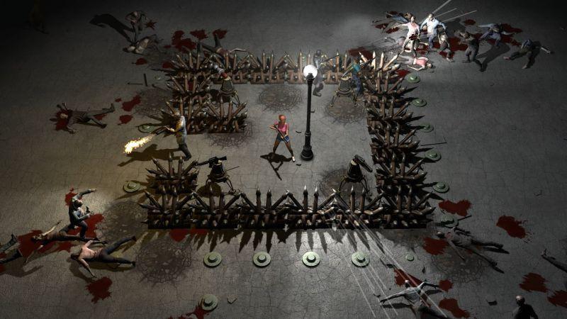 Pantallazo Yet Another Zombie Defense