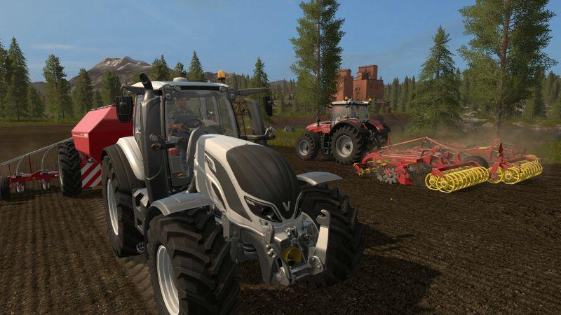 Pantallazo Farming Simulator 2017
