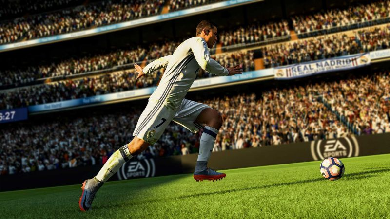 Pantallazo FIFA 18