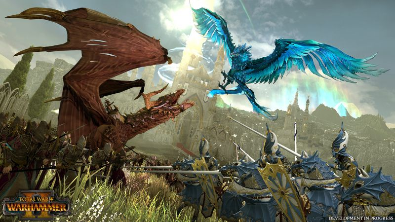 Pantallazo Total War: Warhammer II