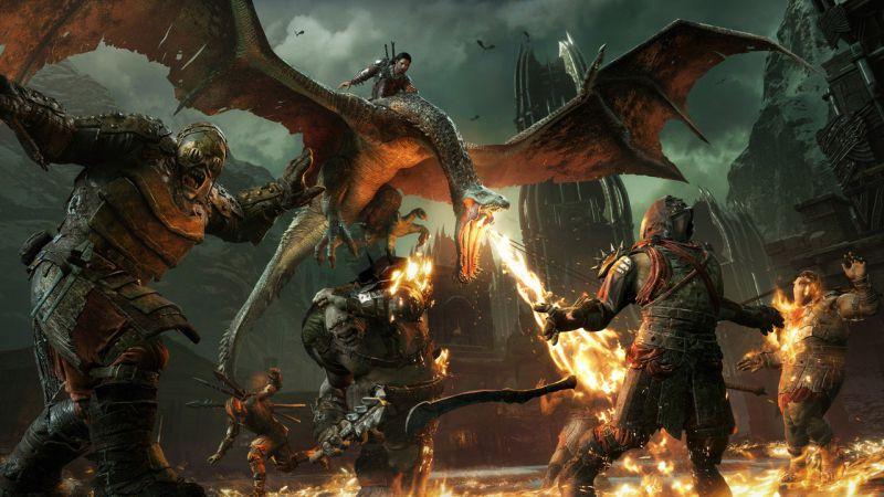 Pantallazo Middle Earth: Shadow of War
