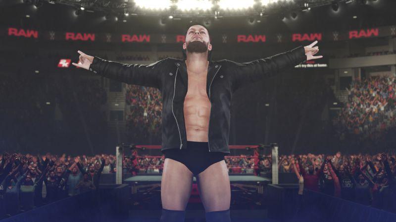 Pantallazo WWE 2K18