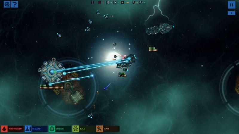 Pantallazo Battlevoid: Sector Siege