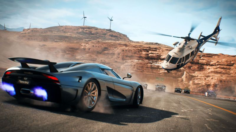 Pantallazo Need for Speed Payback