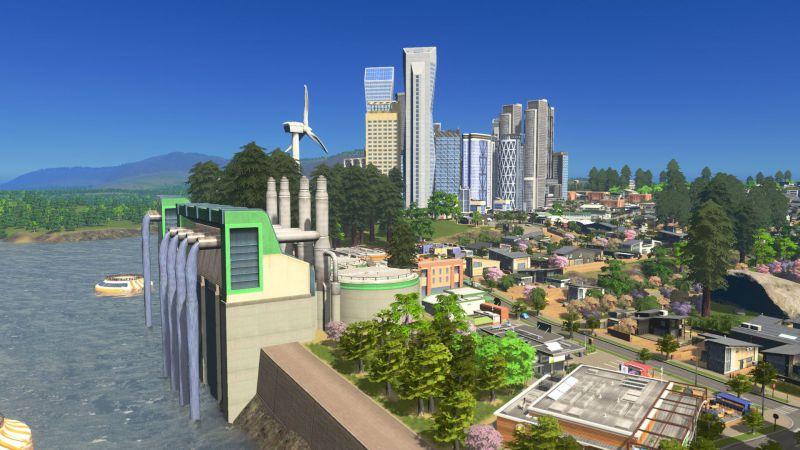 Pantallazo Cities: Skylines - Green Cities