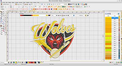 💿 Bajar Wilcom Embroidery Studio e3 en español