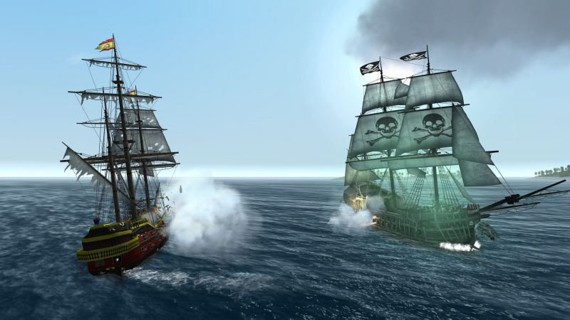 Pantallazo The Pirate: Plague of the Dead