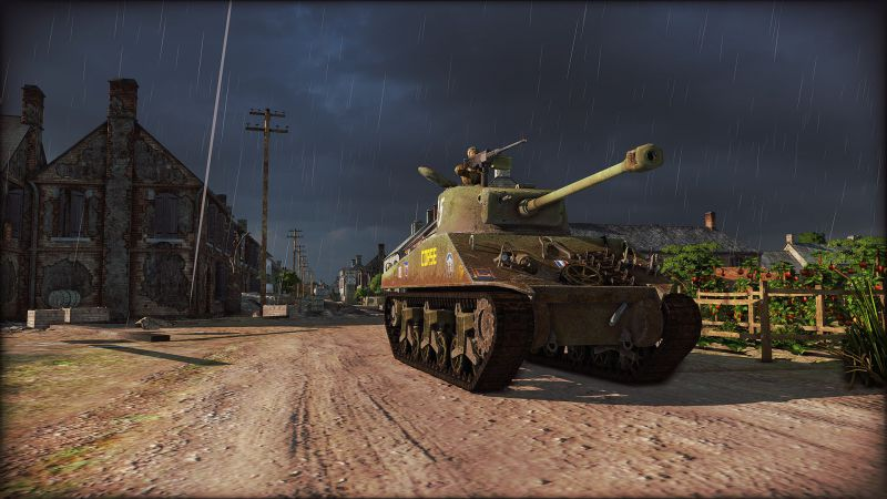 Pantallazo Steel Division: Normandy 44