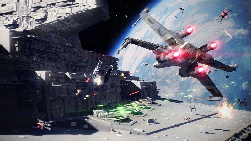 Pantallazo Star Wars: Battlefront II