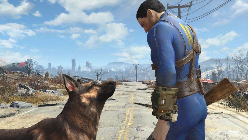 Pantallazo Fallout 4