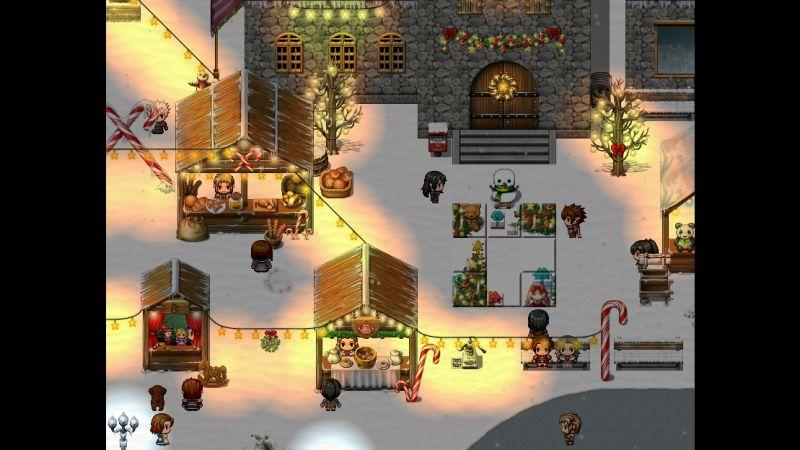 Pantallazo Sugy the Christmas elf