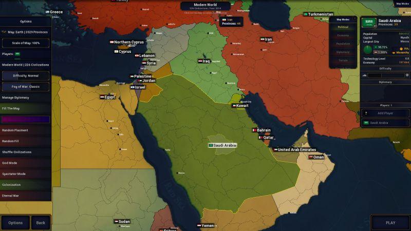 Pantallazo Age of Civilizations II