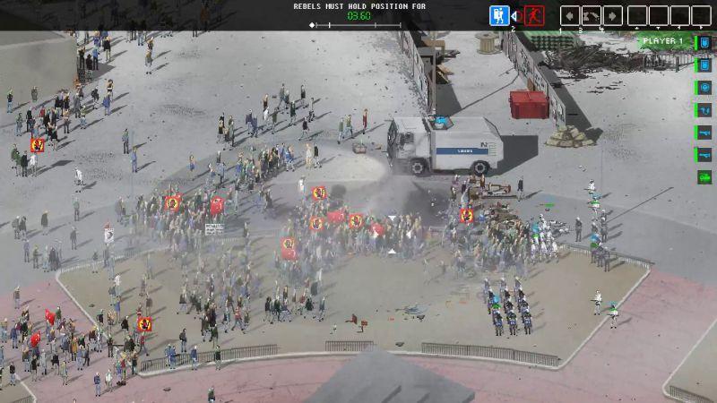 Pantallazo RIOT: Civil Unrest