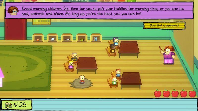 Pantallazo Kindergarten