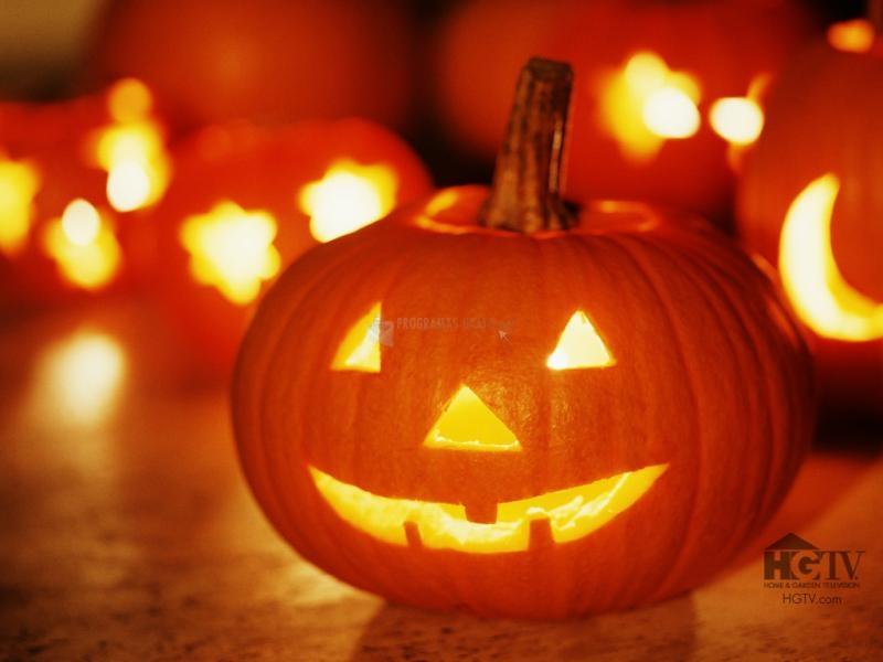 Pantallazo Fondo de Escritorio Halloween