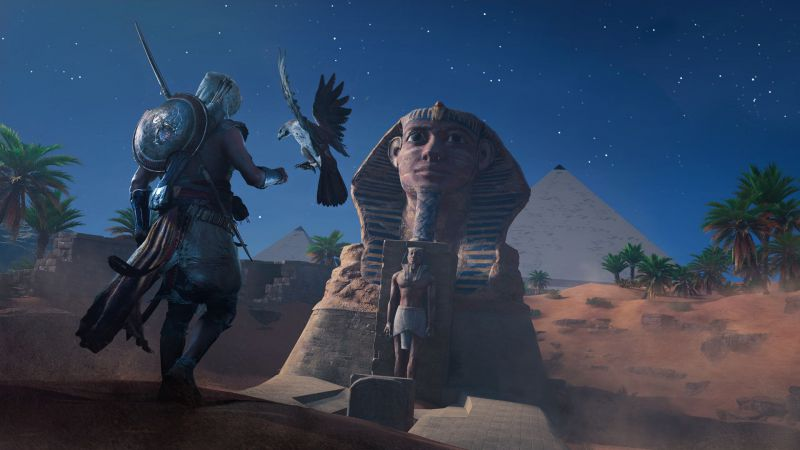 Pantallazo Assassin's Creed Origins
