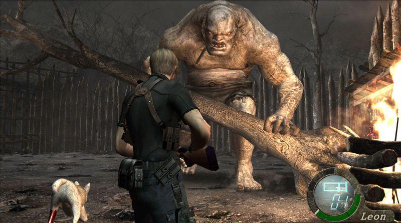 Pantallazo Resident Evil 4