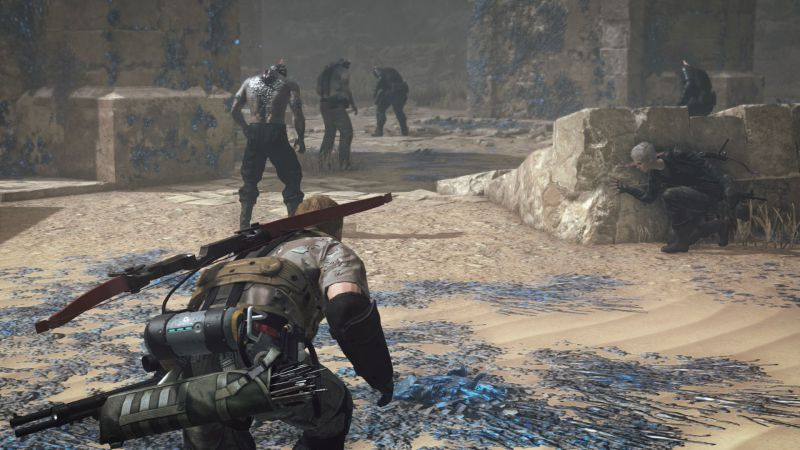 Pantallazo Metal Gear Survive