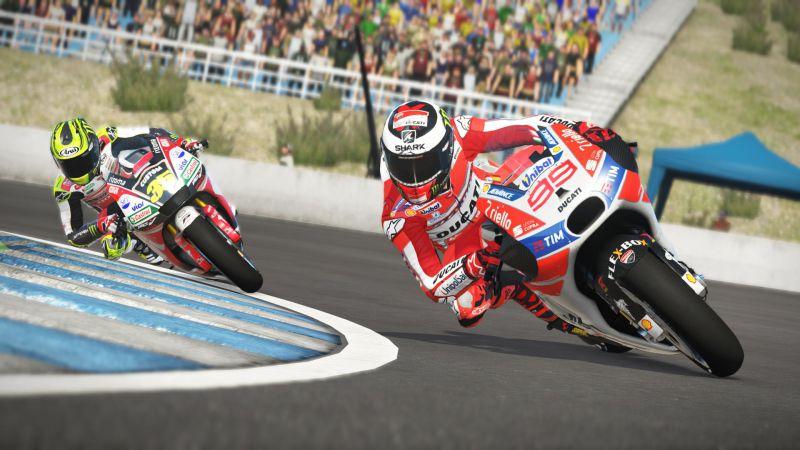 Pantallazo MotoGP 17