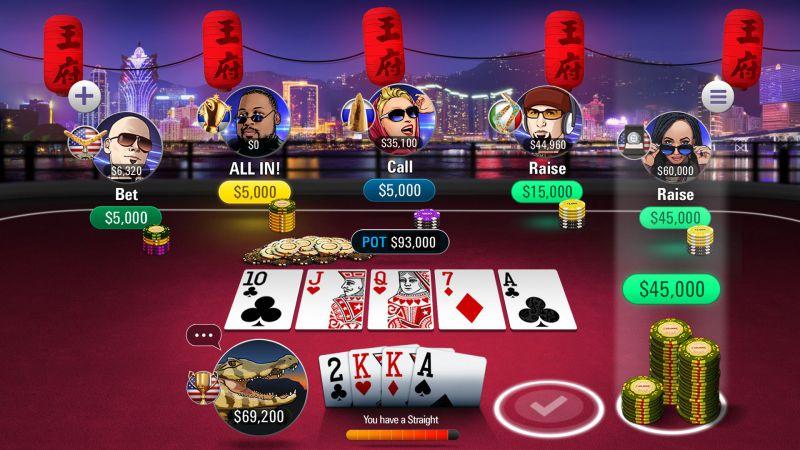 Pantallazo Jackpot Poker by PokerStars
