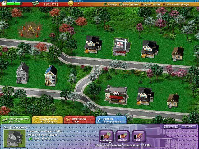 Pantallazo Build-a-lot 2: Town of the Year