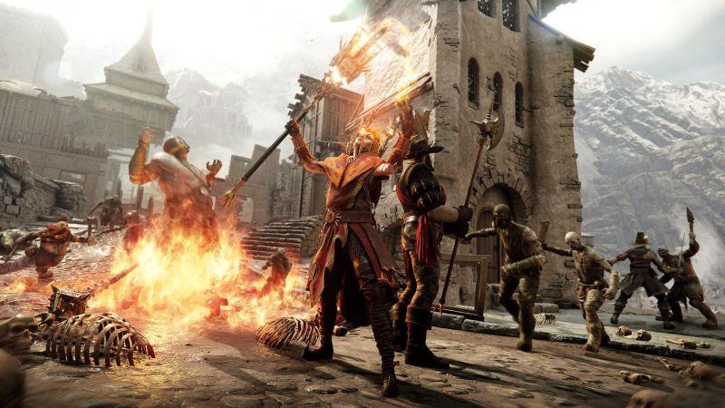 Pantallazo Warhammer: Vermintide 2