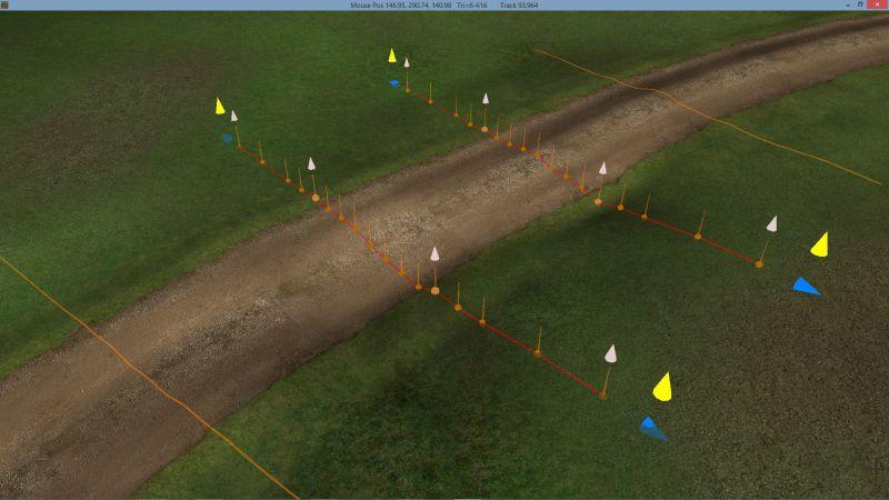 Pantallazo Race Track Builder