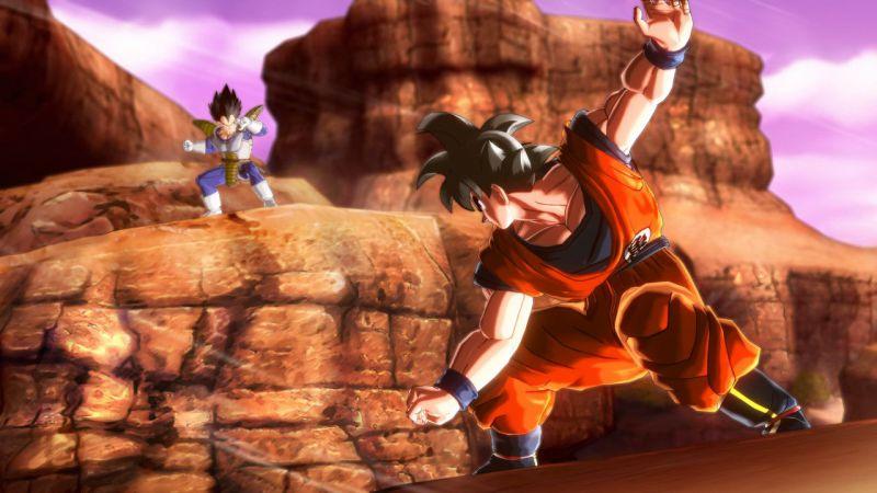 Pantallazo Dragon Ball Xenoverse