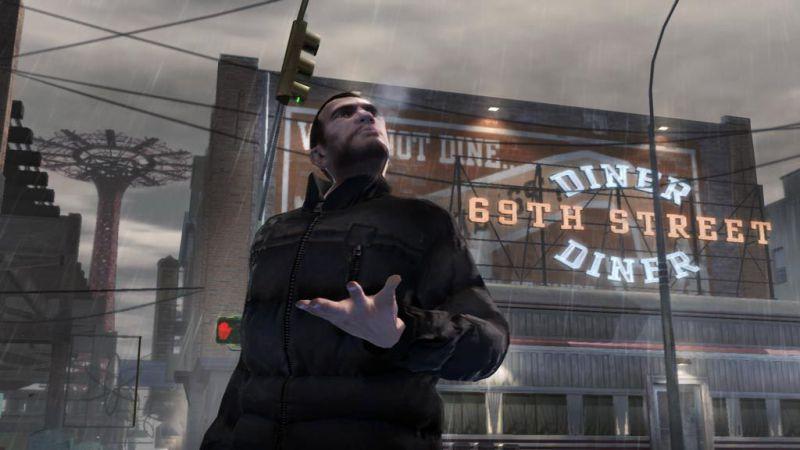 Pantallazo GTA IV