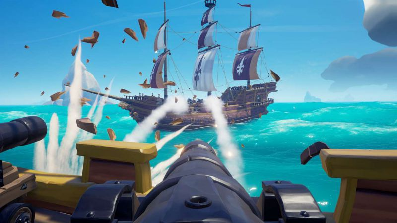 Pantallazo Sea of Thieves