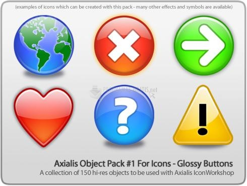 Pantallazo Axialis Object Pack 1