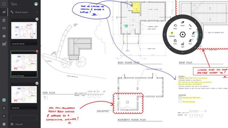 Pantallazo Drawboard PDF