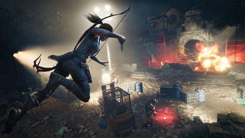 Pantallazo Shadow of the Tomb Raider