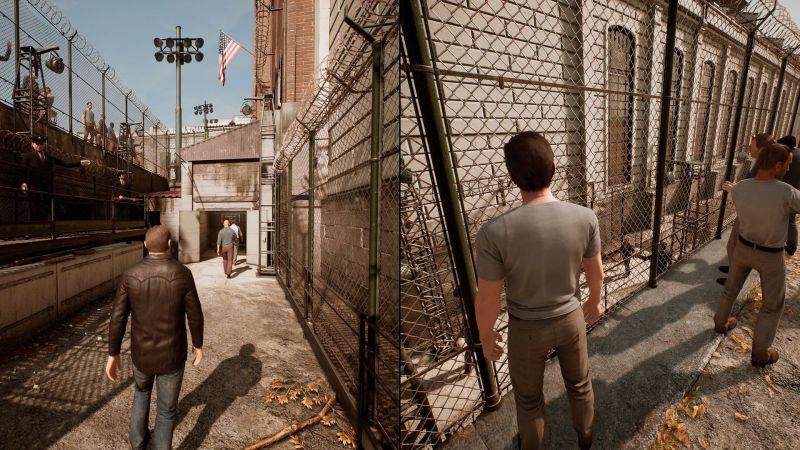 Pantallazo A Way Out