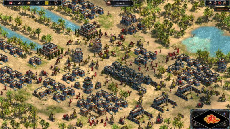 Pantallazo Age of Empires: Definitive Edition
