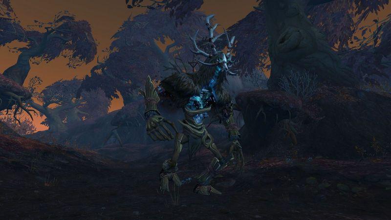 Pantallazo World of Warcraft: Battle for Azeroth