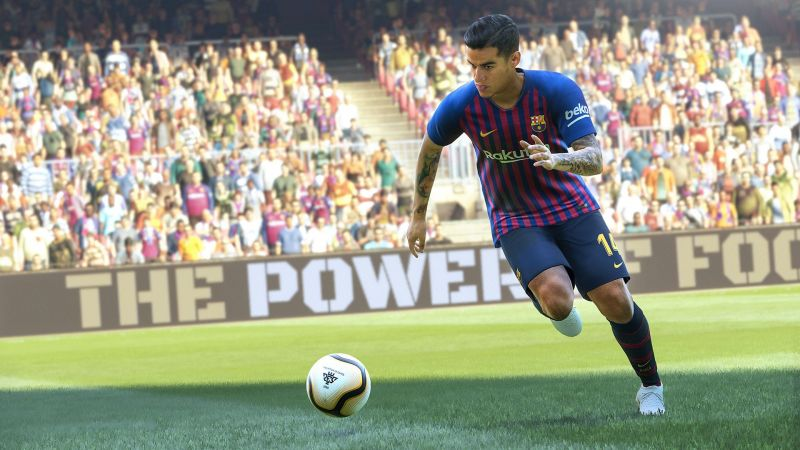 Pantallazo Pro Evolution Soccer 2019