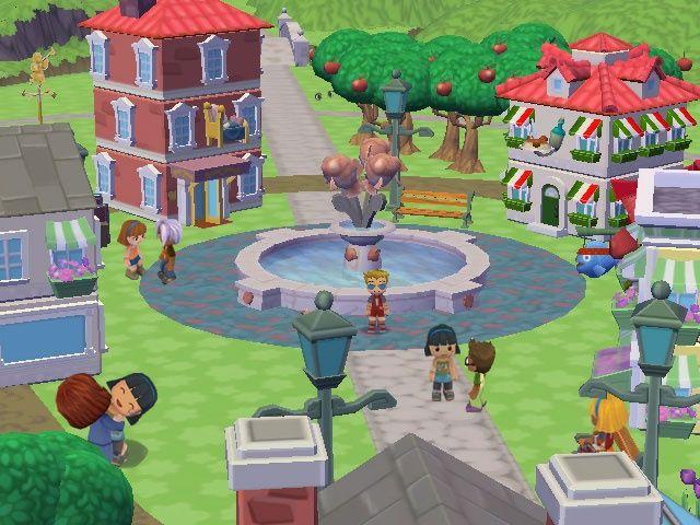 Pantallazo My Sims